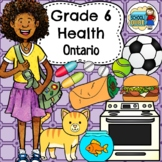 Grade 6 Health Ontario Curriculum 2018 Updated