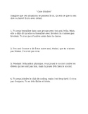 Grade 6 Health (in French) Case Studies