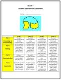 Grade 6 Location & Movement Assessment