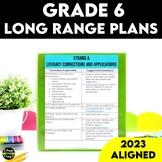 Grade 6 Long Range Plans Ontario Curriculum