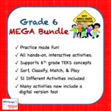 Grade 6 MEGA Bundle