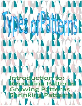Grade 6 Math: Introduction to types of patterns