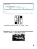 6th Grade Math Module 1 Lessons 1 - 10 Revised