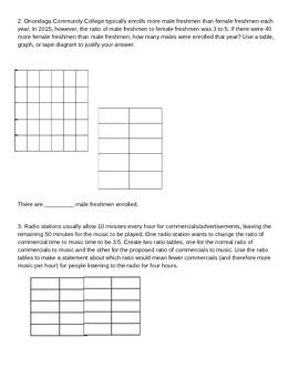 Grade 6 Math Module 1 Mid-Module Assessment REVIEW