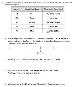 Grade 6, Math Module 3 REVIEW & ASSESSMENT Bundle w/keys (printables & Smart Bd)