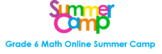 Grade 6 Math Online Summer Camp