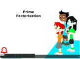 Grade 6: Math: Prime Factorization Concept Capsule