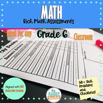 Grade 6 Math Problems Ontario Curriculum
