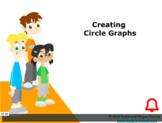 Grade 6: Math: Ratio & Percents: Creating Circle Graphs Co