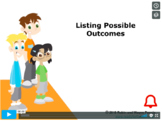 Grade 6: Math: Statistics: Listing Possible Outcomes Conce