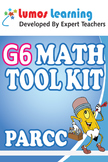 Grade 6 Math Tool Kit for Educators, PARCC Edition