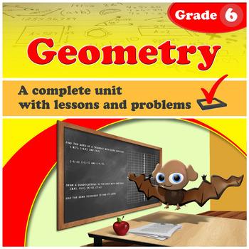 Grade 6 Math Units Bundle