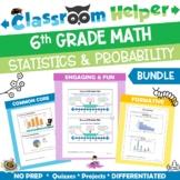 Grade 6 Math - Statistics and Probability