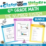 Grade 6 Math - The Number System