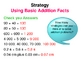 Grade 6 Mental Math Strategy Lessons and Student Quizzes