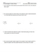Grade 6 Module 2 Review Packet (5 pages of original questions)