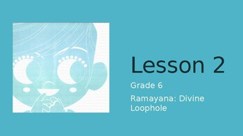 Grade 6 Module 2 (Wit and Wisdom) Lesson 2 Power Point
