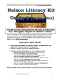 Grade 6 Nelson Literacy Kit Grade 6 (Yellow Box) #10: Aboriginal Peoples in East