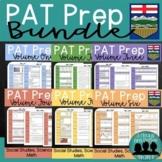 Grade 6 PAT Prep Bundle