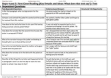 Grade 6 Paired Text Close Reading Unit