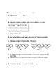 Grade 6 Patterns and Relations Study Guide