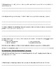 "Grade 6 Reading "" The View from Saturday"" by ‎E. L. Konigsburg Quiz- Worksheet"