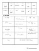 Grade 6 (SK Level 5) Core French My Autobiography Vocab&Unit Phrases Handout