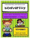 Grade 6 Science - Ontario - Life Systems - Biodiversity