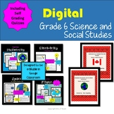 Grade 6 Science and Social Studies - Paperless