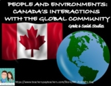 Grade 6 Social Studies - Canada's Interactions with the Global Community (ON)