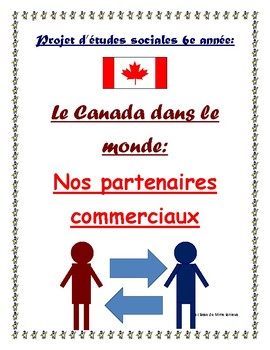 Grade 6 Social Studies: Canada's interactions with the Global Community