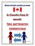 Grade 6 Social Studies: Canada's interactions with the Glo