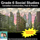 Grade 6 Social Studies - Communities in Canada v.2 (Ontario)