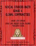 Grade 6 Social Studies Global Communities Unit
