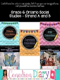 Grade 6 Social Studies (Ontario) Strand A and B