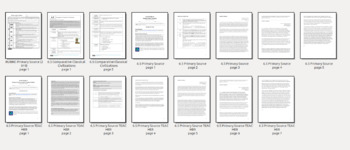 Grade 6 Social Studies Primary Source Essay Prompt Frameworks 6.5