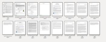 Grade 6 Social Studies Primary Source Essay Prompt Frameworks 6.6