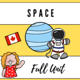 Full Unit: Grade 6 Space (French version available)