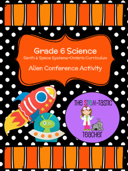 Grade 6 Space Project - Alien Conference
