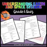 Grade 6 Space Quiz