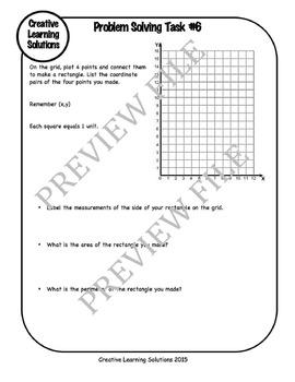 Grade 6 Summer Fun Math Enrichment Packet