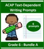 Grade 6_ ACAP Writing - Six Prompts _(Bundle A)