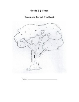 Grade 6 Trees and Forests