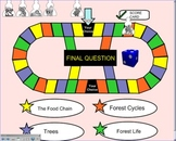 Grade 6 Trees and Forests Trivial Pursuit Review