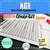 Grade 6 and 7 Math Problems Ontario BUNDLE