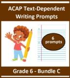 Grade 6_ ACAP Writing - Six Prompts_(Bundle C)
