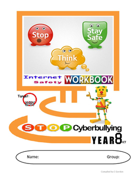 Grade 7,8,9 Year 7,8,9 E-safety Cyber Bullying  Comics Car