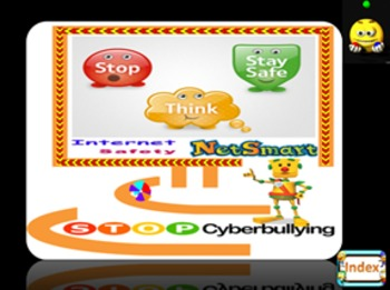 FREE-Grade 7,8,9 Year 7,8,9 E-safety Cyber Bullying Comics Cartoons TUTORIAL 1