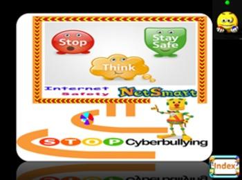 FREE-Grade 7,8,9 Year 7,8,9 E-safety Cyber Bullying Comics Cartoons TUTORIAL 1