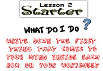 FREE-Grade 7,8,9 Year 7,8,9 E-safety Cyber Bullying Comics Cartoons LES2 STARTER